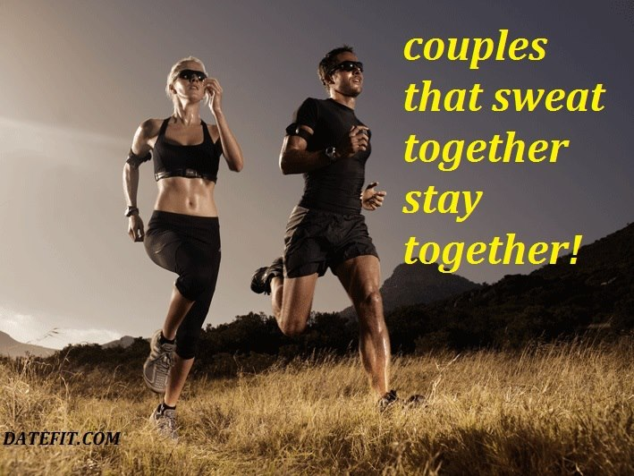 Couples Who Sweat Toge...