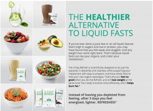 healthy alternatives to fat