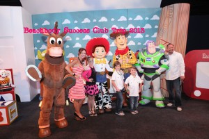 2013 Beachbody Success Club Trip to Disney!