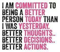 commit challenge