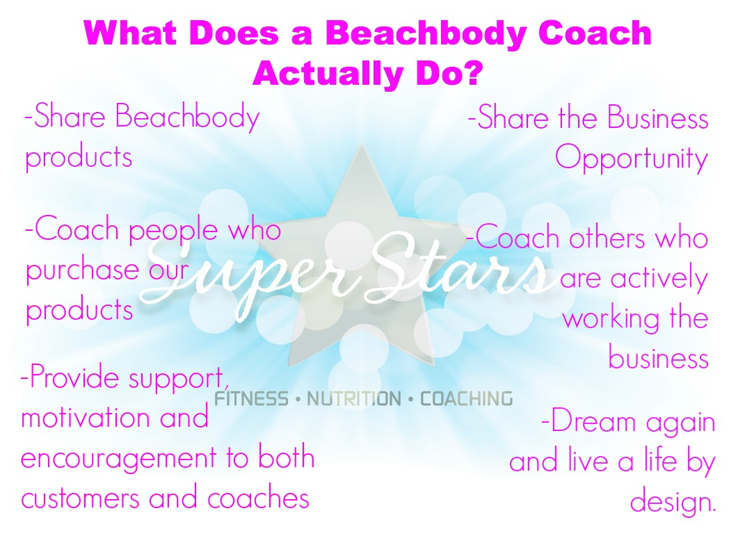 what does a coach actually do