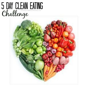 5 day clean eating challenge