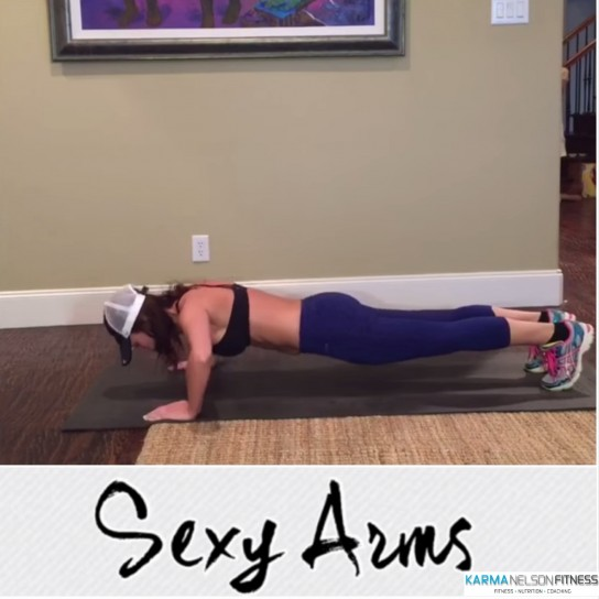 2 sexy arm workout