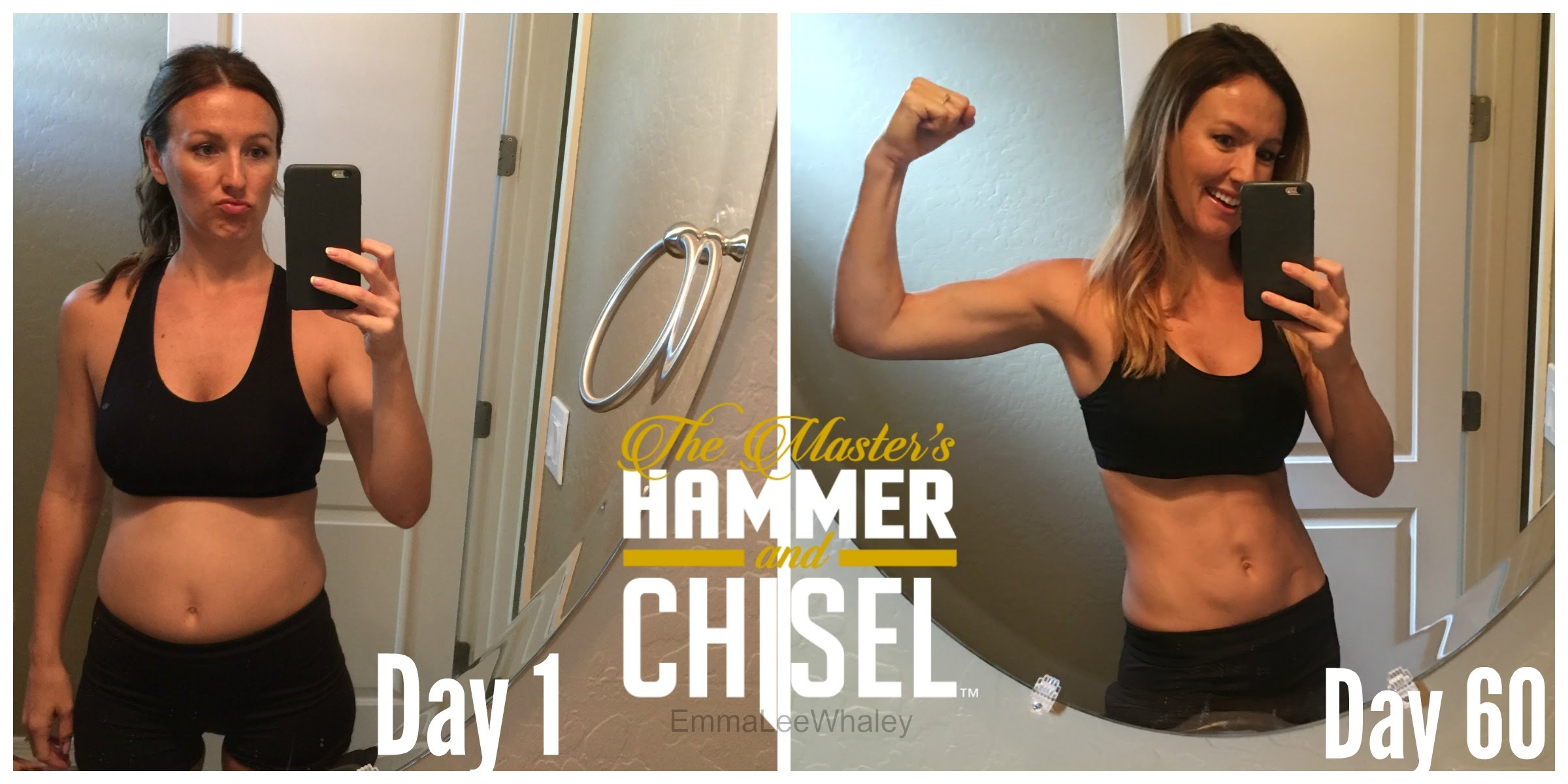 Hammer And Chisel Workout Program Karma Nelson Fitness