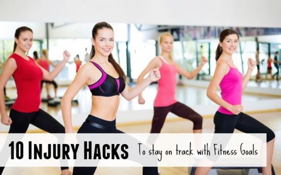 10 Injury hacks for the New Year