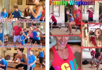 Benefits of Family Workouts