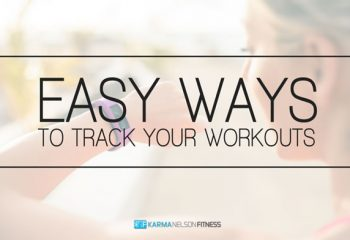 Top 3 Ways To Track Your Workout