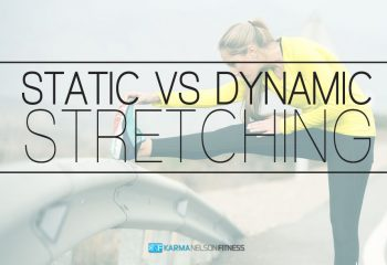 Static vs Dynamic stretching