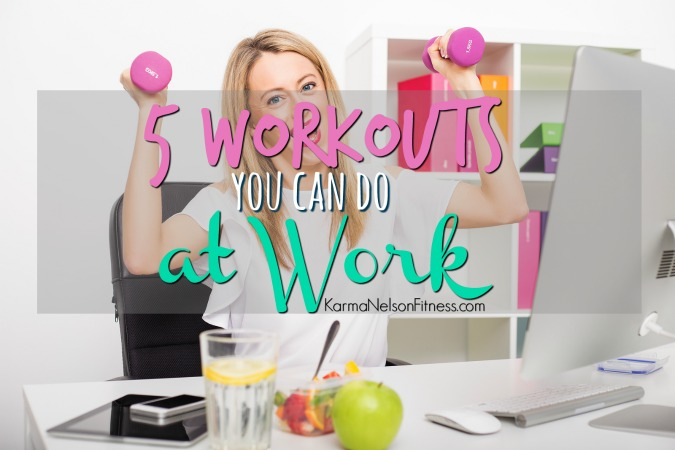 5WorkWorkouts