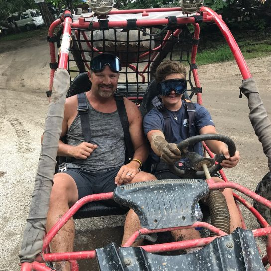 planning a Vacation to Costa Rica, ATV and buggy tours are fun family adventures