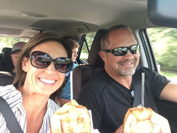 planning a Vacation to Costa Rica, fresh coconut waters in coconuts in roadside stands