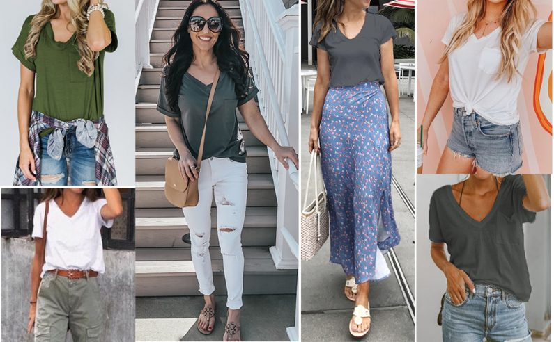 Favorite Basic Summer Pieces to look stylish all summer long
