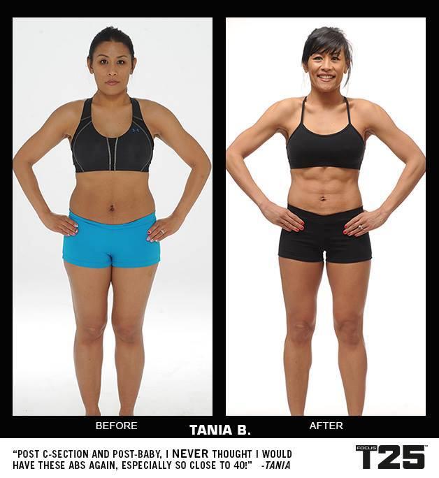 transformation Tanya